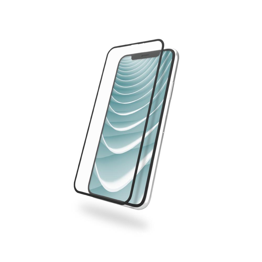DIKE iPhone XR滿版鋼化玻璃保護貼 DTS130