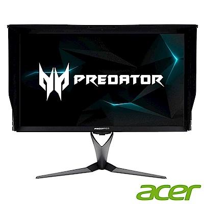 Acer Predator X27 P 27型IPS 4K極速HDR電競G-SYNC螢幕