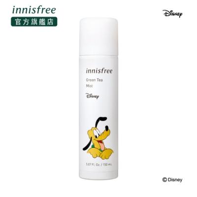 innisfree 2020 迪士尼限定版 心礦神怡綠茶保濕噴霧 150ml