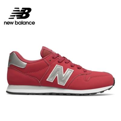 New Balance 復古鞋_女性_桃紅_GW500NPK-B