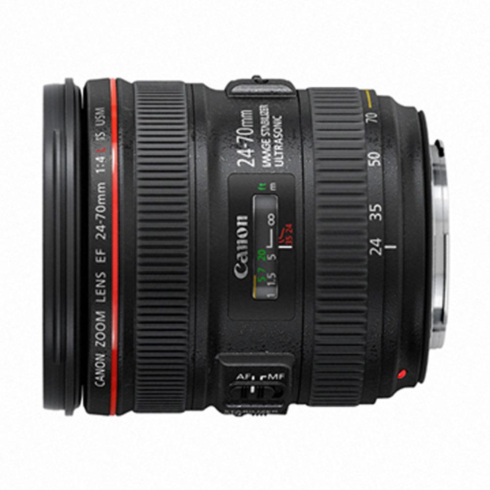 CANON EF 24-70mm f/4L IS USM (平輸彩盒)