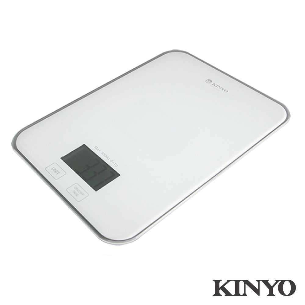KINYO超薄精準電子料理秤DS005