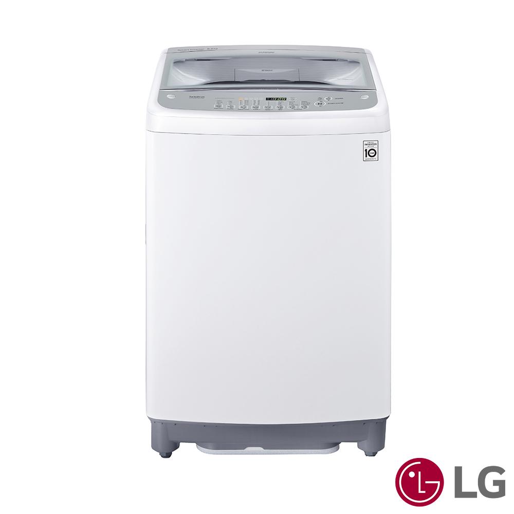 LG樂金 13KG 變頻直立式洗衣機 WT-ID137WG 水漾白