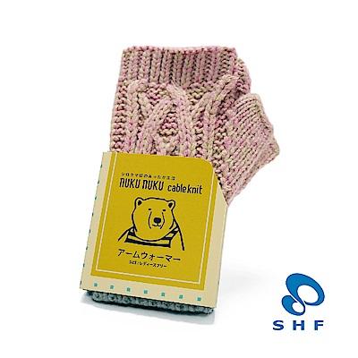 日本SHF 露指針織保暖手套