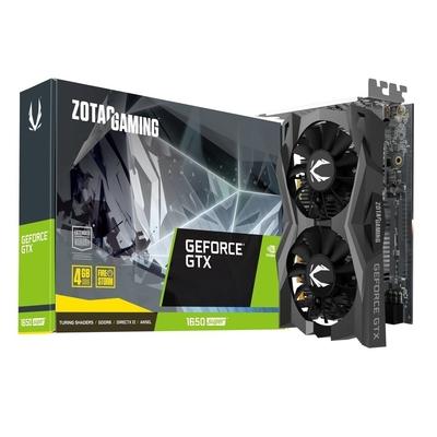 ZOTAC索泰 GAMING GeForce GTX 1650 SUPER Twin Fan 顯示卡