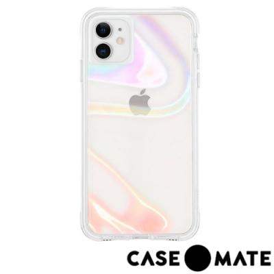 美國 Case●Mate iPhone 11 Soap Bubble幻彩泡泡防摔手機保護殼