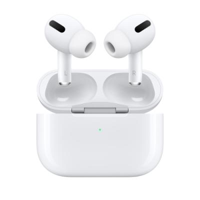(時時樂)Apple AirPods Pro 搭配無線充電盒(MWP22TA/A)-白色
