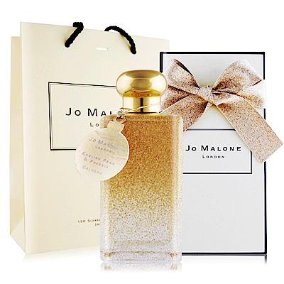 Jo Malone 英國梨與小蒼蘭香水100ml-年度耶誕限定+品牌提袋