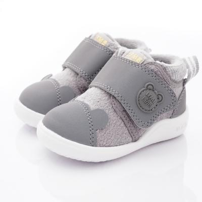 IFME健康機能鞋 Light超輕學步靴款 NI70412灰(寶寶段)