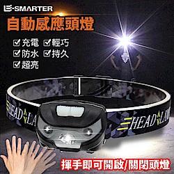 【LOTUS】35W感應式頭燈