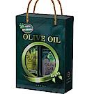 台糖 富貴橄欖油禮盒(頂級橄欖油750ml+純級橄欖油1000ml)