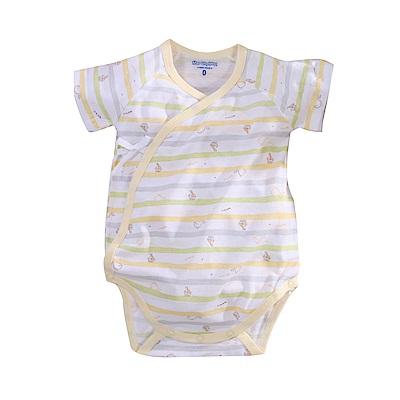薄款純棉短袖連身衣 a70234 魔法Baby