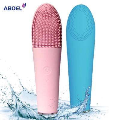【福利品】ABOEL 聲波熱能雙效溫感按摩洗臉機 (ABB620)
