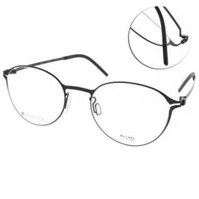 VYCOZ眼鏡 DURRA系列 薄鋼文青款 /黑#DR9002 BLK