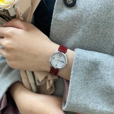 CITIZEN 星辰 xC自信魅力光動能腕錶(EW2420-00A)-32.5mm