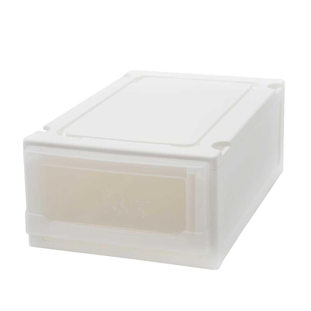 完美主義 可堆疊收納箱/塑膠櫃/收納櫃 1入