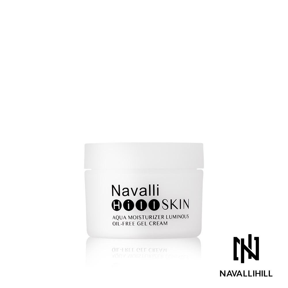 Navalli Hill 水輕盈保濕玫瑰凍膜(50ml)
