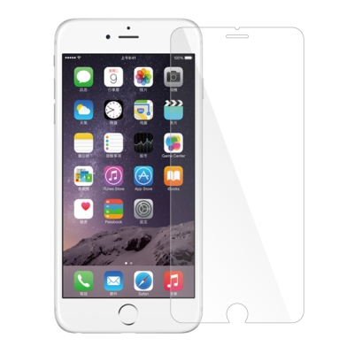 g-IDEA iphone 6 /6s 0.26mm弧形9H鋼化(防爆)玻璃保護貼