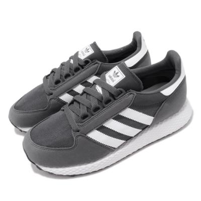 adidas 休閒鞋 Forest Grove J 女鞋