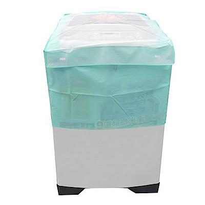 生活king 半罩上掀式洗衣機套-13KG以上加大款 洗衣機防塵套