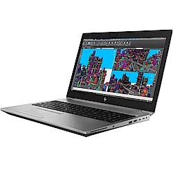 HP ZBook 15 G5 Intel® i7 15.6吋行動工作站