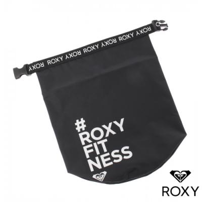 【ROXY】CHOOSE ME 防水圓桶包 黑