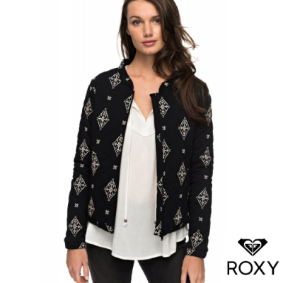 【ROXY】DISCOVERING TWINS WOMENS 外套 黑色