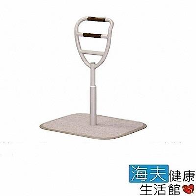 海夫 助立架 床邊起身扶手 附螢光貼條 日本製 (B0493)