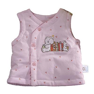 象&兔鋪棉背心外套 k60787 魔法Baby