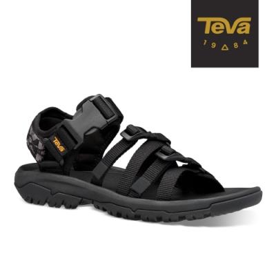 【TEVA】原廠貨 男 Hurricane XLT2 ALP 機能運動涼鞋/雨鞋/水鞋(CTC黑灰色-TV1100033BCGR)