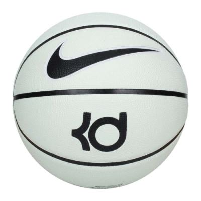 NIKE KD PLAYGROUND 8P 7號籃球-訓練 室外 戶外 N000224735107 淺綠黑