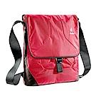 【ATUNAS 歐都納】德國DEUTER 休閒電腦側背包4L(85033莓紅/咖)