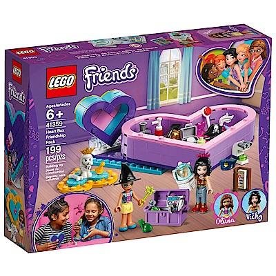 樂高LEGO Friends系列 - LT41359 心型盒友情套裝