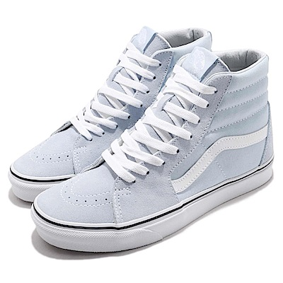 Vans滑板鞋SK8-Hi高筒運動女鞋