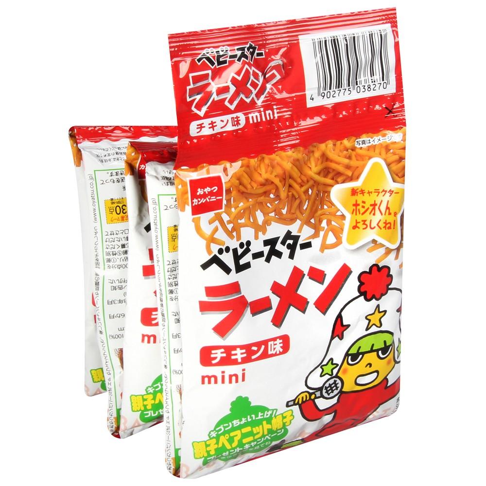Oyatu 5連點心麵-雞汁(115g)