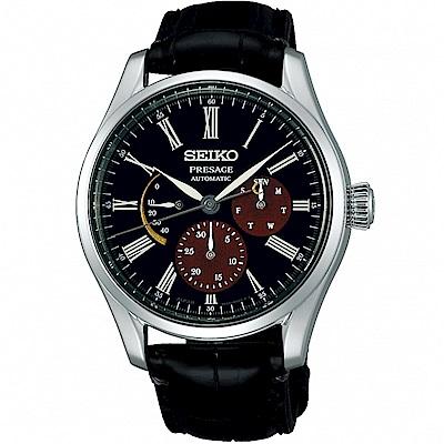 SEIKO精工 Presage百年工藝琺瑯面盤限量機械錶(SPB085J1)-40mm