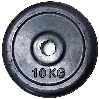 10KG包膠槓片(單入)