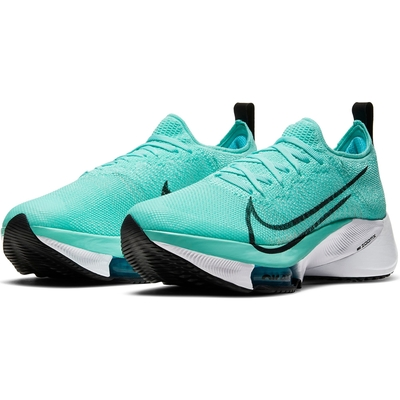NIKE 慢跑鞋 運動鞋 氣墊 緩震 女鞋 綠 CI9924300 W NIKE AIR ZOOM TEMPO NEXT% FK