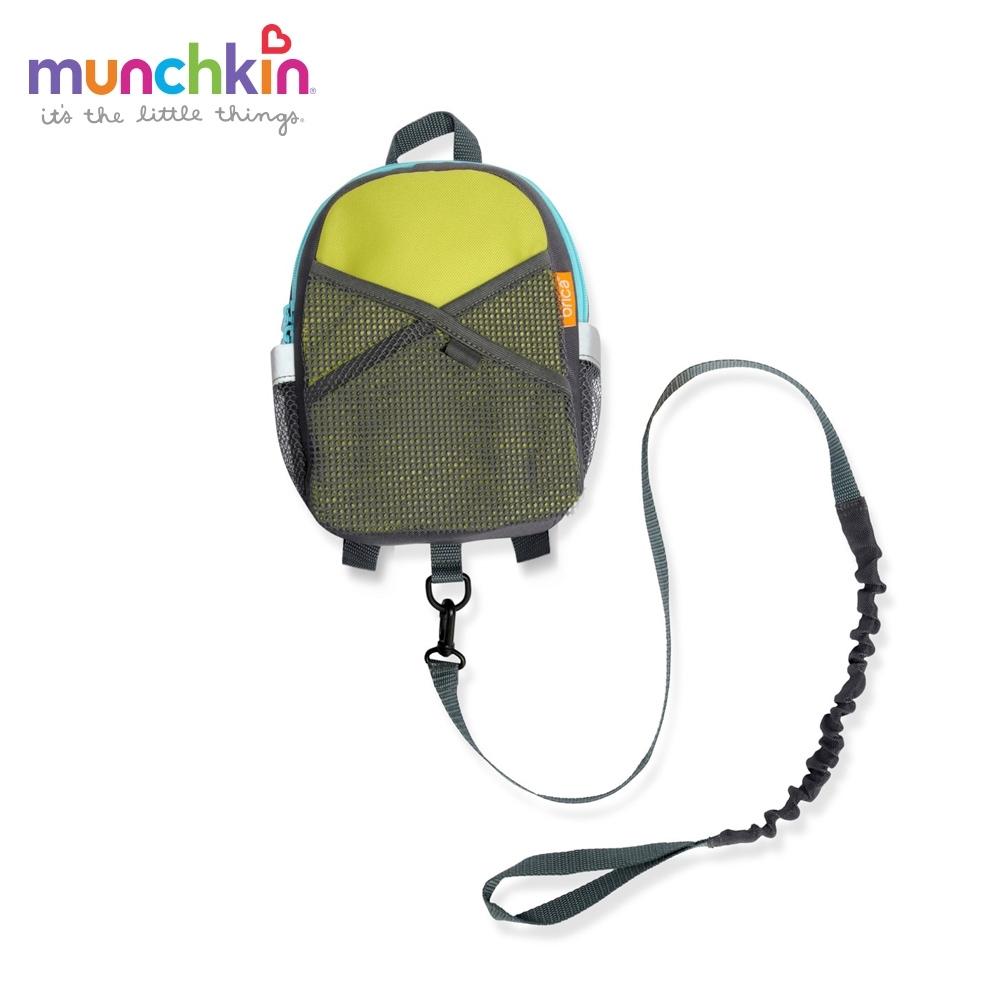 munchkin滿趣健-防走失背包-綠