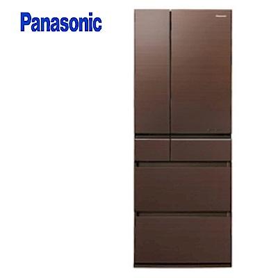 Panasonic國際牌 600L 1級變頻6門電冰箱 NR-F603HX