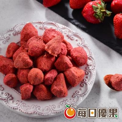 每日優果 草莓凍乾(30g)
