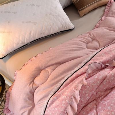 Betrise多款任選 水洗/機洗韓國復古輕柔棉銀離子防蹣抗菌羽絲絨暖冬被大尺寸