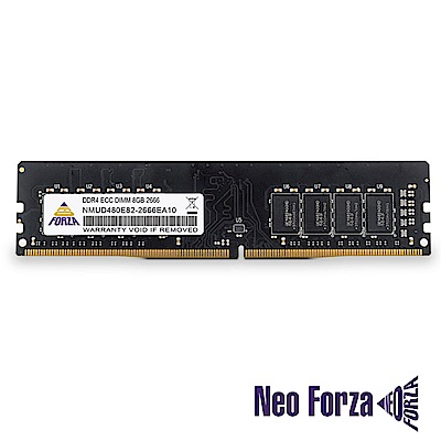 Neoforza 凌航 8G DDR4-2666 桌上型記憶體