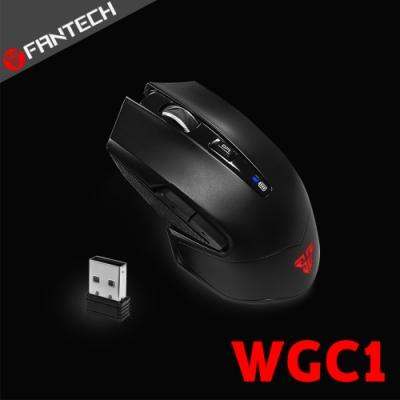 FANTECH WGC1 充電式RGB 2.4G無線電競滑鼠