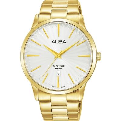 ALBA 雅柏 PRESTIGE系列東京復古流行手錶(AG8K80X5/VJ32-X319G)-41mm
