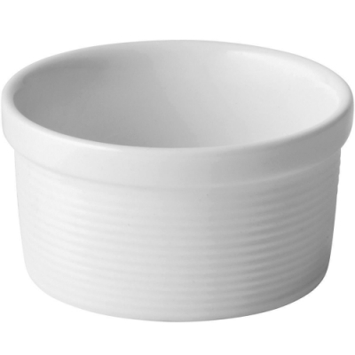 《Utopia》Titan白瓷布丁烤杯(6.5cm)