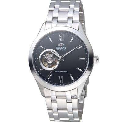 ORIENT東方錶小鏤空機械錶(FAG03001B)