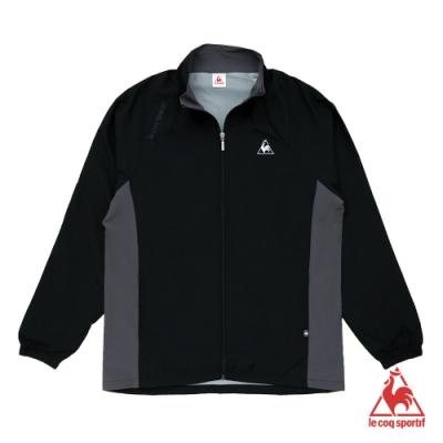 法國公雞牌防風外套 LGK6162499-男-黑