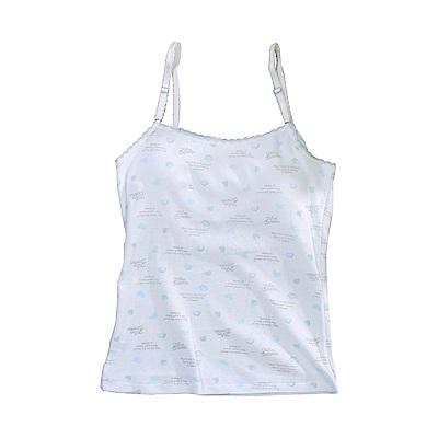 青少女胸墊型可調細肩帶背心內衣(兩件組)  k51198 魔法Baby
