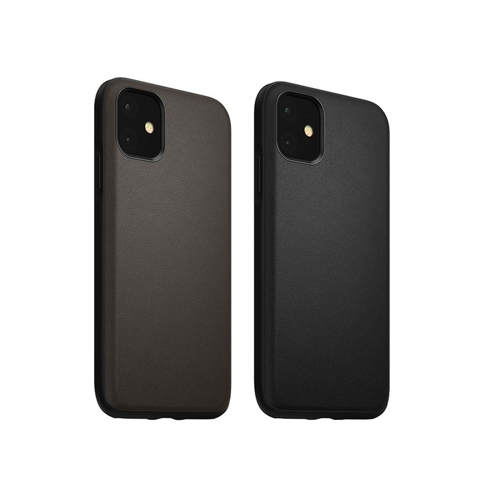 美國NOMAD Heinen防水牛皮防摔保護殼 - iPhone 11